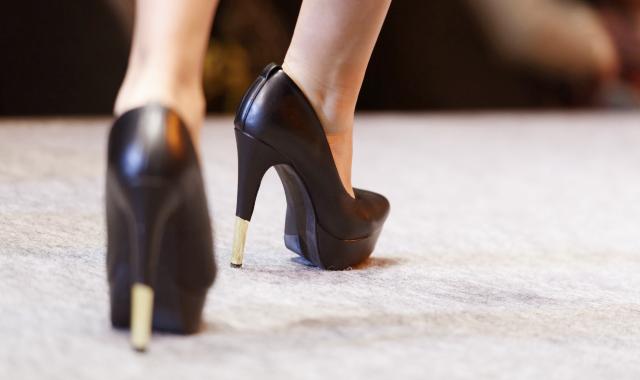 靴は歩くための道具